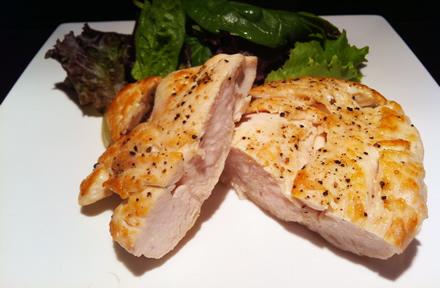El gourmet saludable: la pechuga de pollo perfecta