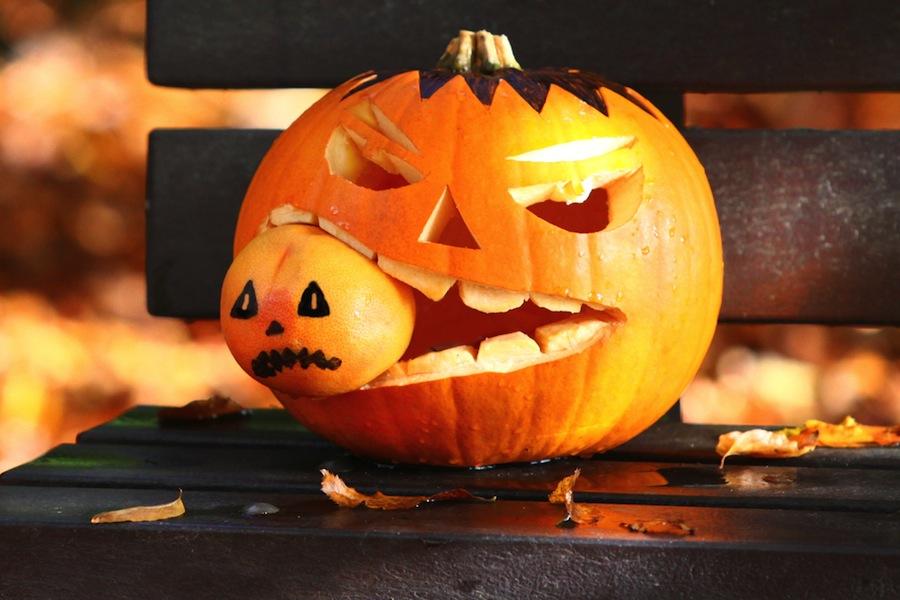 Alternativas a los dulces de Halloween