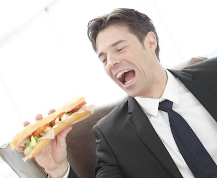 I. No pasarás hambre