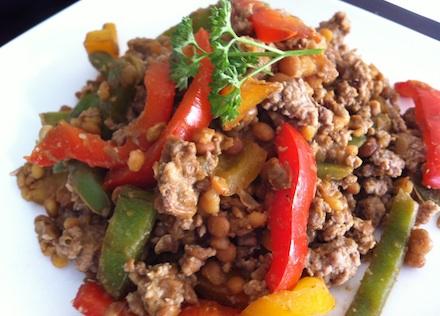 El gourmet saludable: comida para 5 días en 10 minutos
