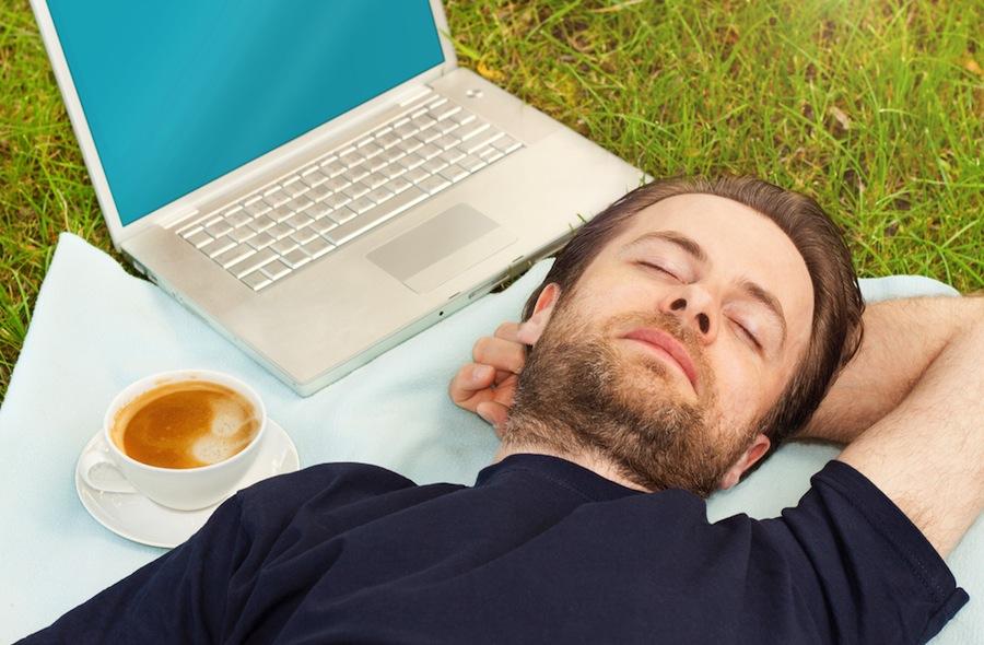 La increíble siesta cafeinada