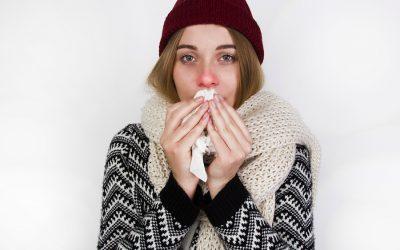 El frío no te pone enfermo