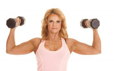 Si quieres estar más joven, necesitas músculos