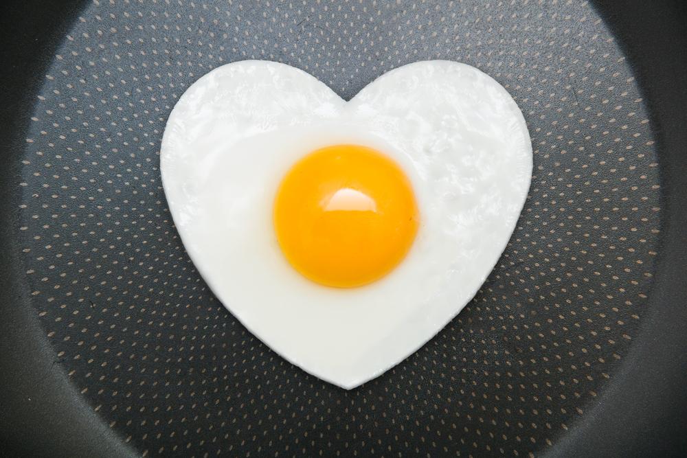 Puedes comer tres huevos al día sin problema