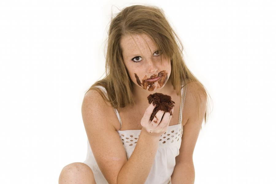 No tomes azúcar cuando estés triste