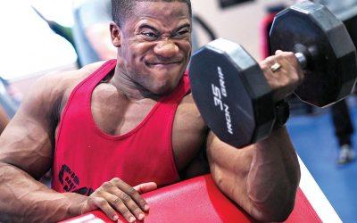 Más lentamente, más músculo