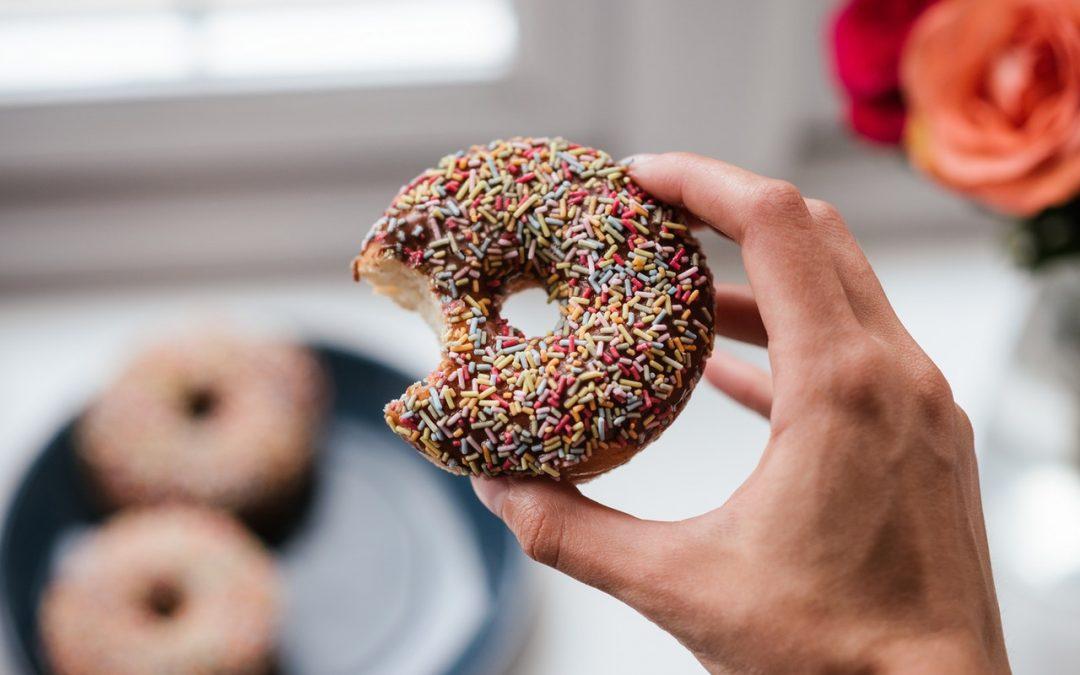 Ni azúcar ni grasa, el problema son los donuts (y que no te mueves)
