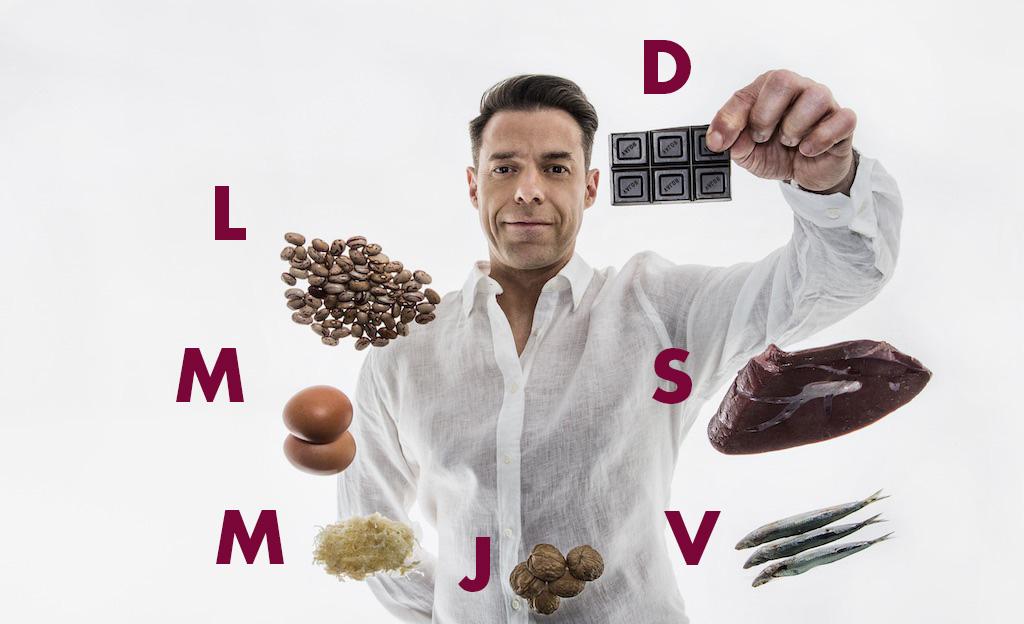 Completa tu dieta: un alimento para cada día de la semana