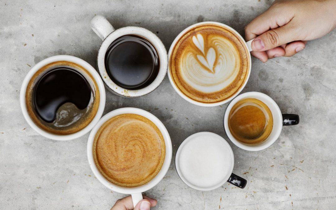 Toma más café para perder más grasa corporal