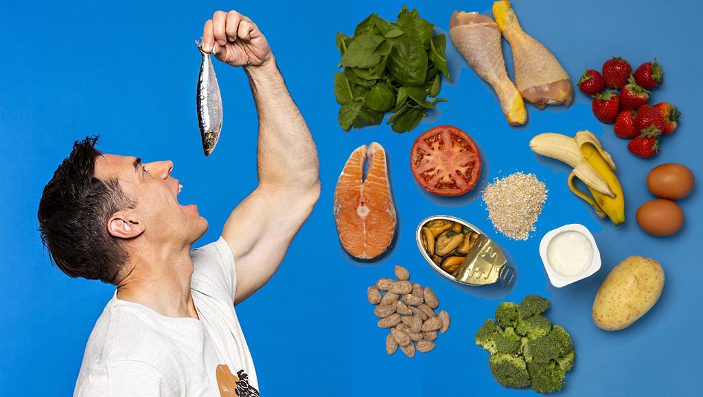 El menú que te aporta todos los nutrientes que necesitas en un día
