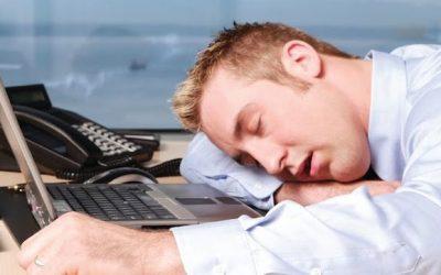 Cómo no quedarse dormidos en el trabajo