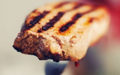 Por qué comer el filete muy hecho es una mala idea