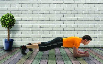 Ejercicios con tu peso corporal que puedes hacer en casa