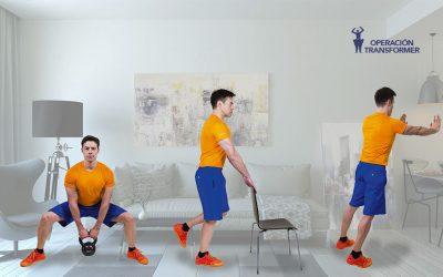 Los mejores ejercicios para personas mayores en casa