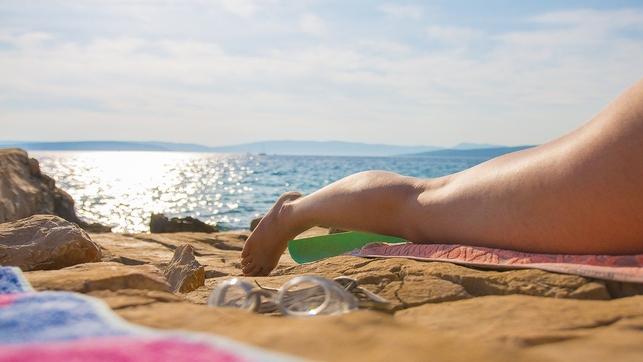 Tomar el sol puede mejorar la tensión arterial