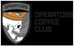 Operators Coffe Club logo