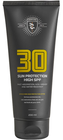 Operators Sun lotion SPF30
