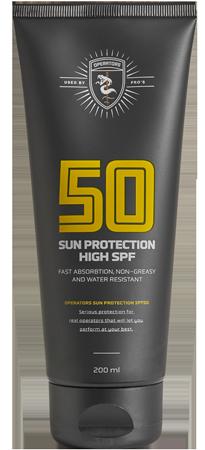 Operators Sun lotion SPF50