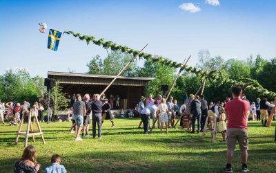 Midtsommer i Sverige