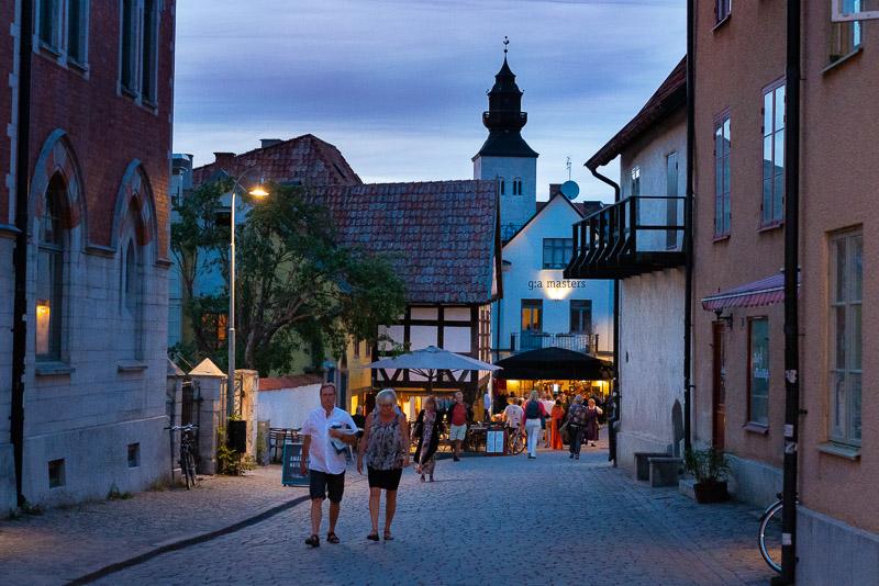 Overnatting-tømmerflåte-Värmland-Sverige