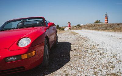 Bilferie og rundreiser i Sverige
