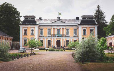Hvorfor er det så mange slott og herregårder i Sverige?