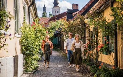 Bli kjent med Visby – Middelalderbyen i Østersjøen