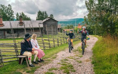 Aktiv ferie i Dalarna