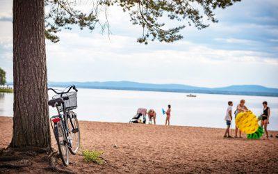 Strandguide til Dalarna