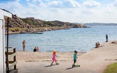 Familieferie i Sverige