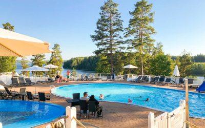 Naturnære campingplasser i Värmland