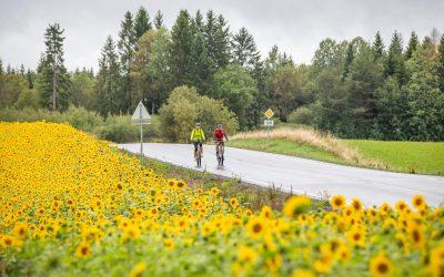 Unionsleden: et sykkeleventyr fra Norge til Sverige