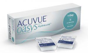 Acuvue Oasys 1-day kontaktlinser