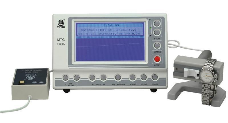 Tester for mekaniske ur