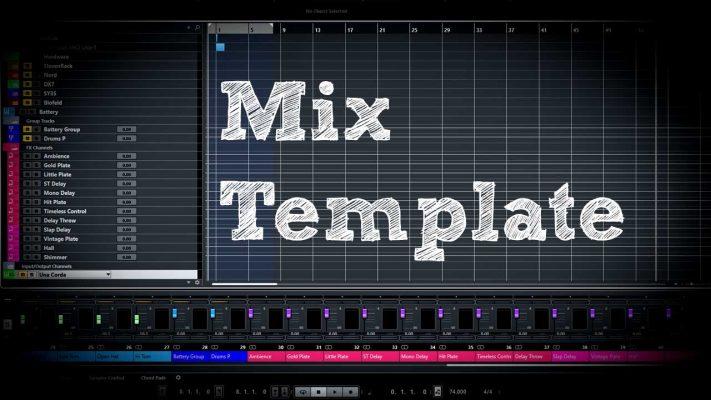 Heb ik een mix template nodig?