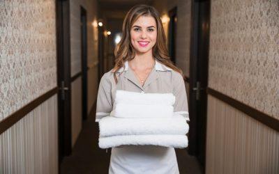 Cameriera Hotel