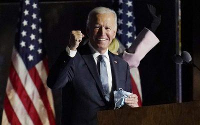 Biden: La priorità è combattere questa Pandemia