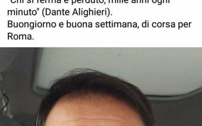 """""""Pensavo che fosse Dante"""": il caso di Rossano Sasso"""