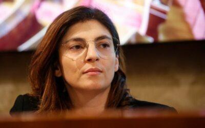 Laura Castelli Sottosegretario all'Economia ci fa paura?