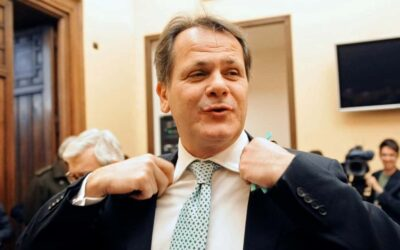 L'ex ministro Saverio Romano è indagato per lo scandalo delle mascherine in Lazio