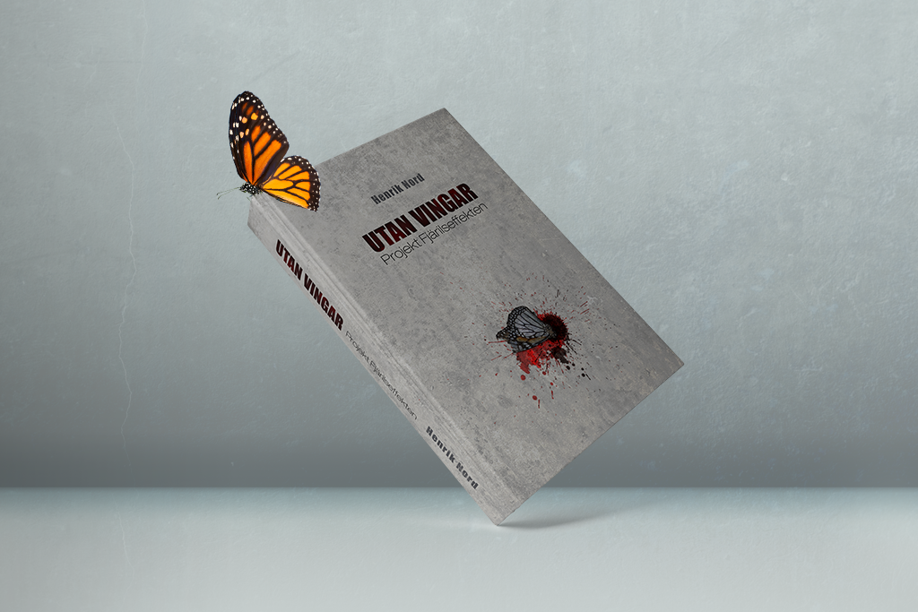 utan vingar bok