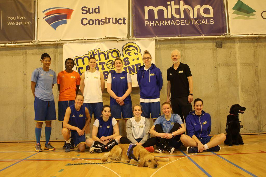 Equipe Braine Basket