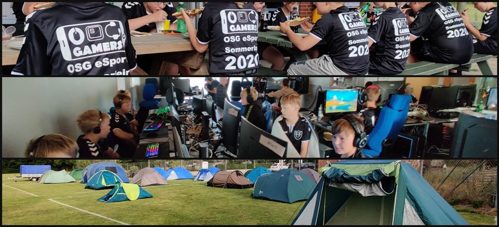 Gamer sommerlejr 2021