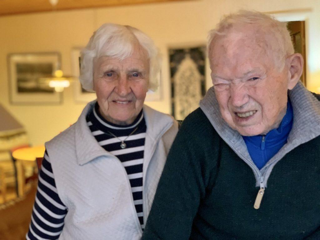Eva og Karsten Sølve Nilsen