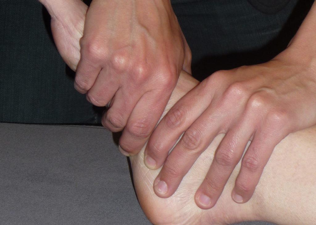 Osteopathie voet