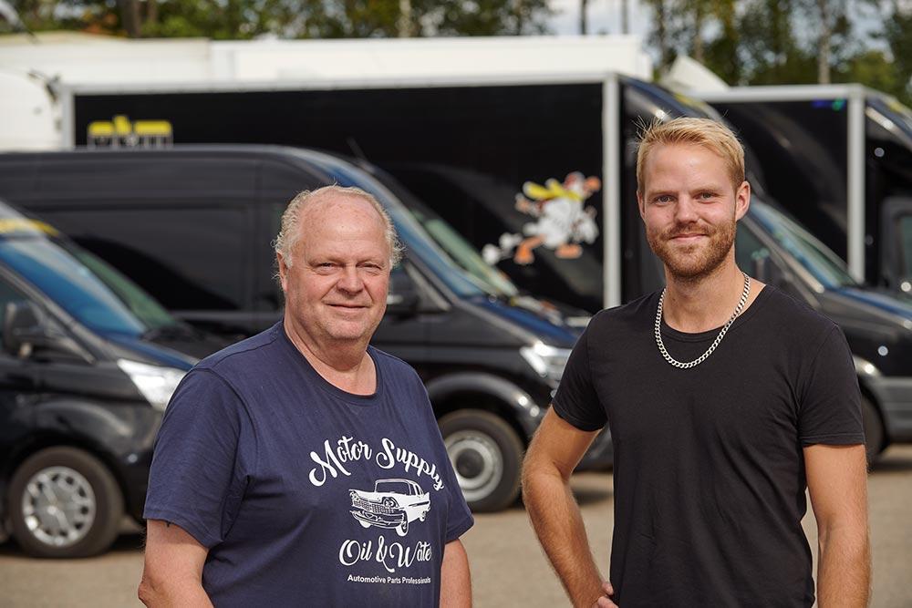 Transportlösningar OTM Osby Truck & Maskin
