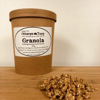 Granola bovete