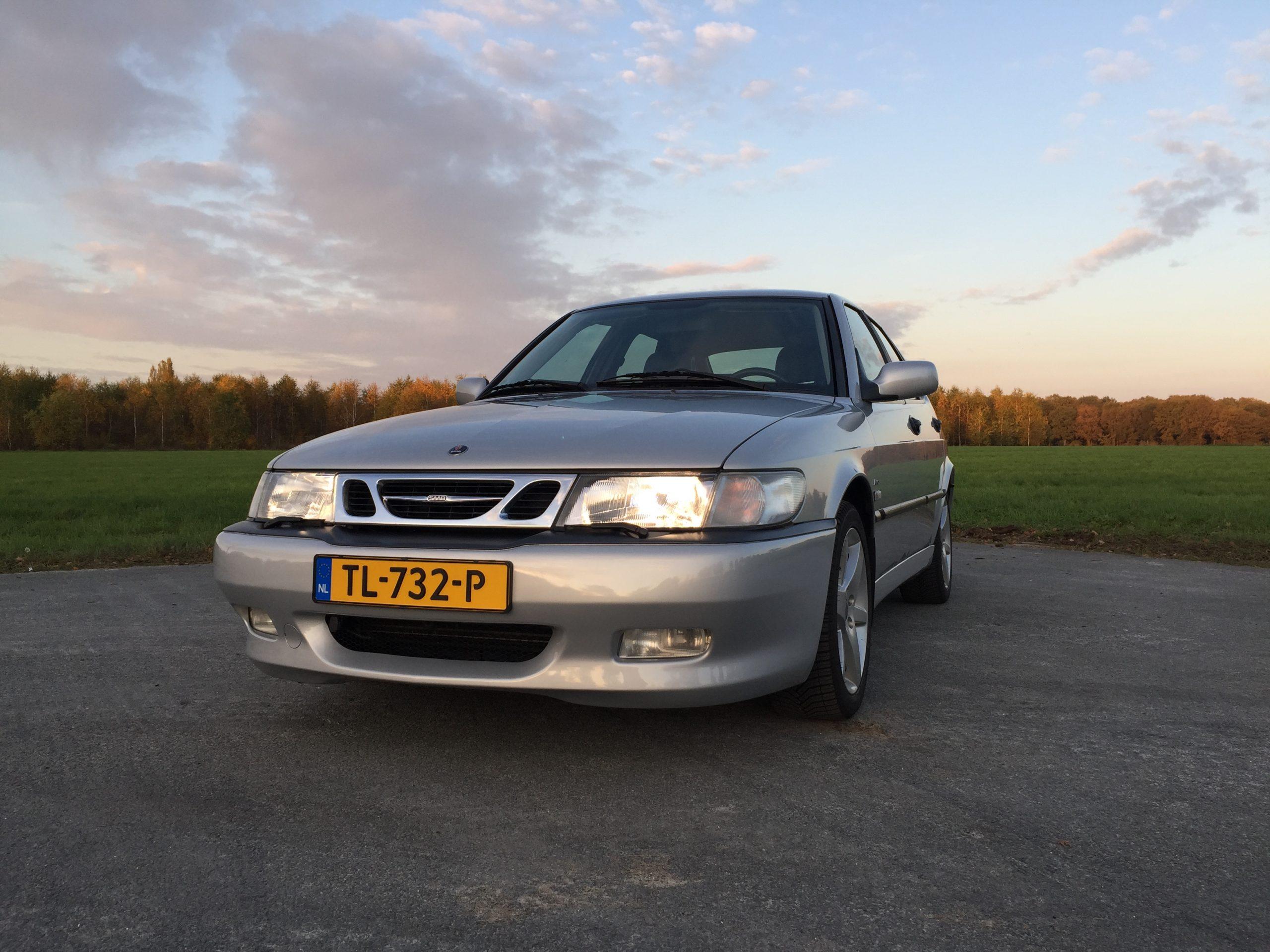 Saab 9-3 Aero Turbo