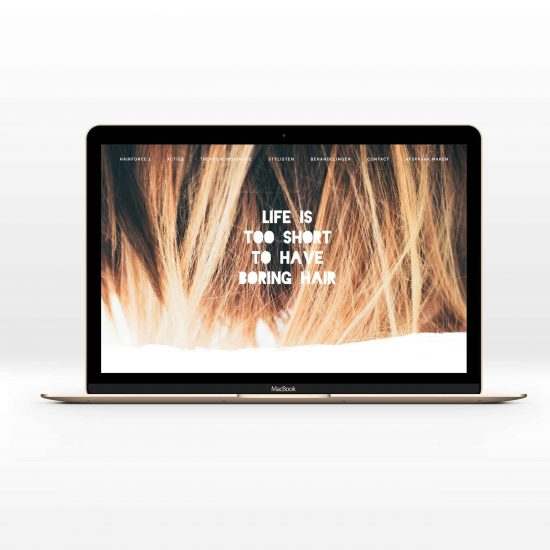 Hairforce-MacBook-Gold