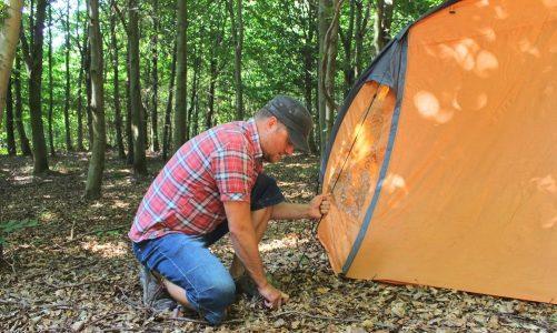 Billig camping-alternativ: Fri teltning i København
